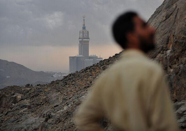 Abraj Al Bait w Mekce