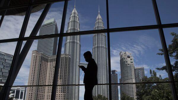 Petronas Towers w Kuala Lumpur - Sputnik Polska