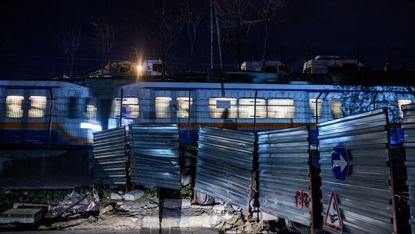 Biegli na miejscu wybuchu w Stambule - Sputnik Polska