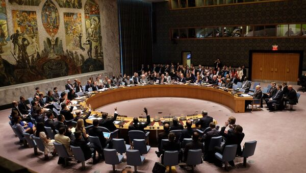 Posiedzenie Rady Bezpieczeństwa ONZ - Sputnik Polska