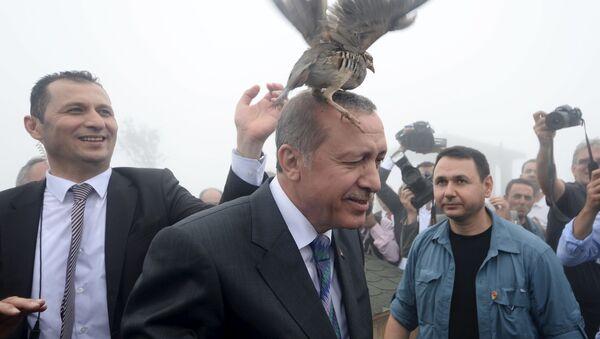 Recep Tayyip Erdoğan - Sputnik Polska
