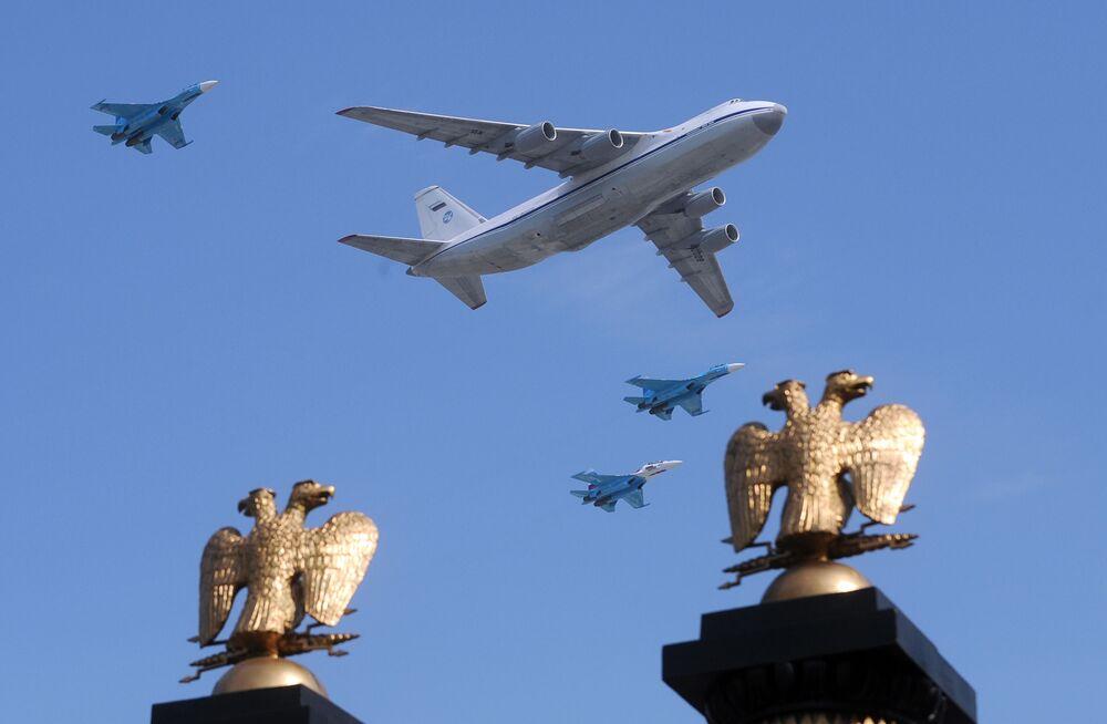 Samolot na dzień Sądu Ostatecznego