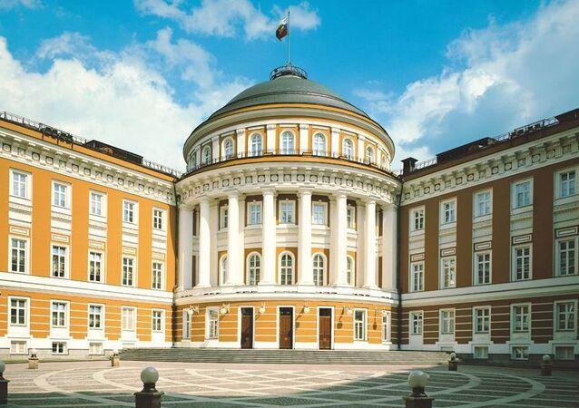 Pałac Senacki w Kremlu