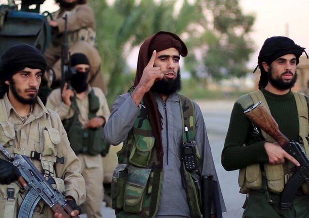 Islamiści z Daesh