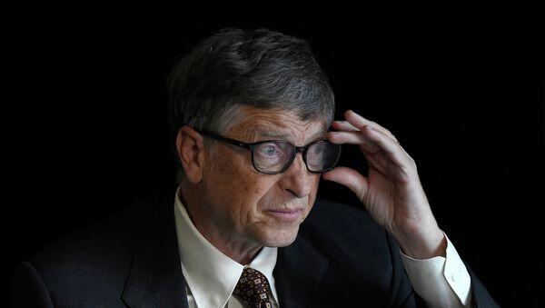 Bill Gates - Sputnik Polska