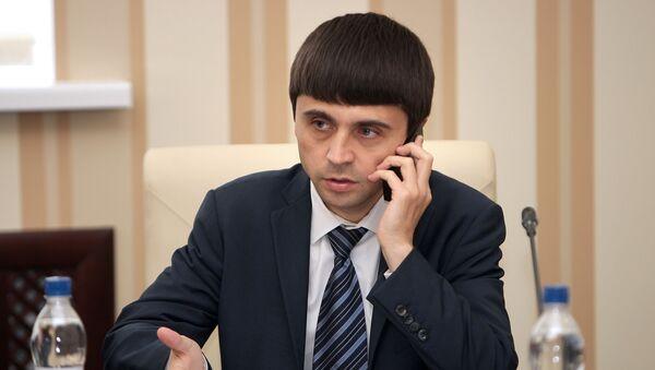 Wicepremier krymskiego rządu Ruslan Balbek - Sputnik Polska