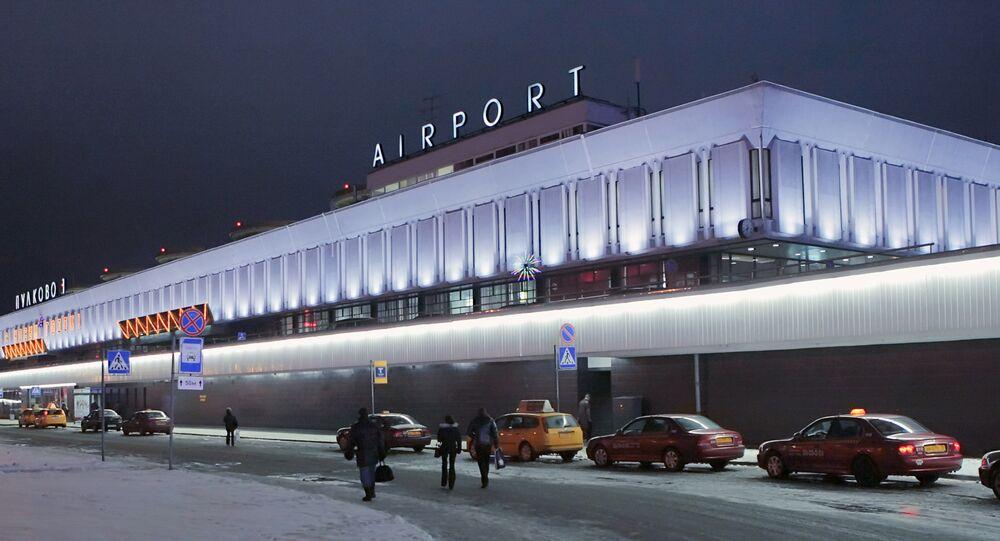 Międzynarodowe lotnisko Pułkowo