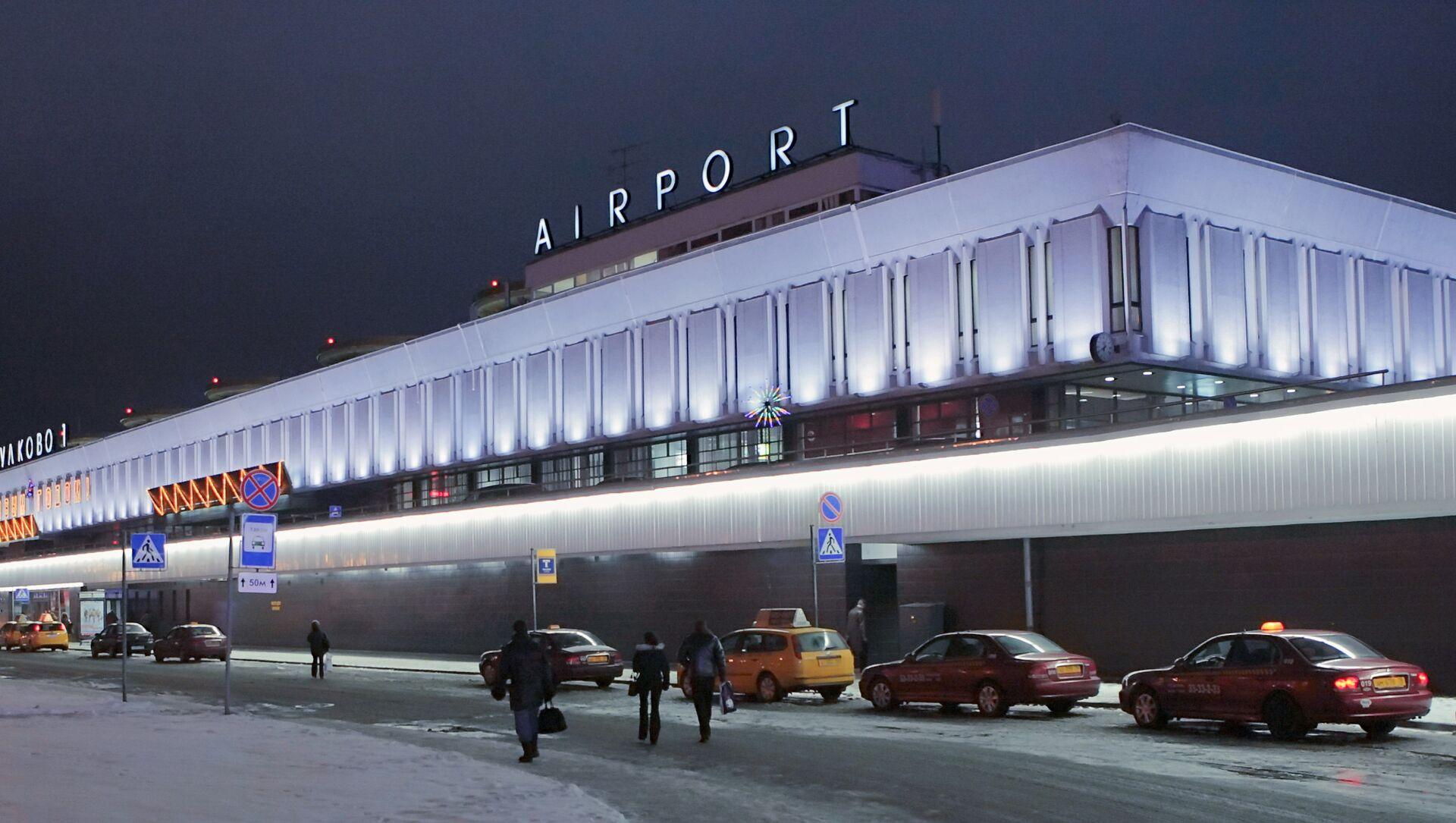 Międzynarodowe lotnisko Pułkowo - Sputnik Polska, 1920, 01.06.2021