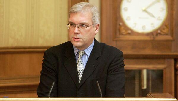 Wiceminister spraw zagranicznych Rosji Aleksander Gruszko - Sputnik Polska