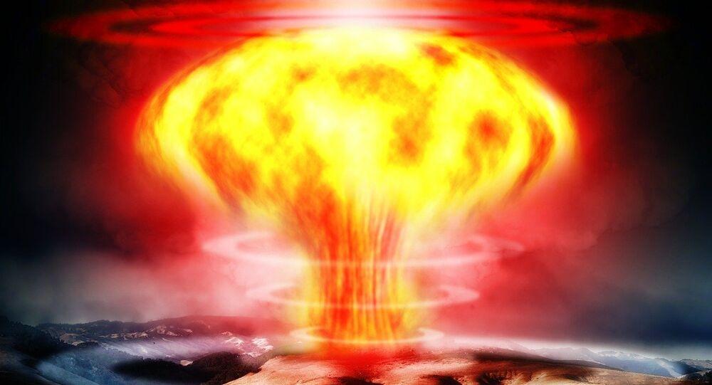 Uderzenie jądrowe