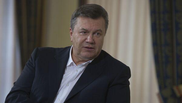 Wiktor Janukowycz - Sputnik Polska