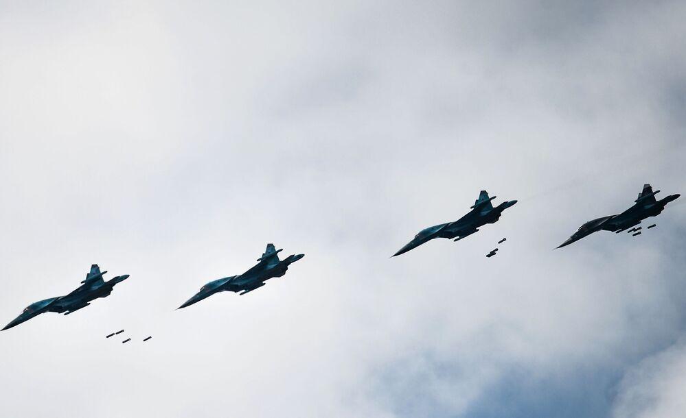 Samoloty Su-34