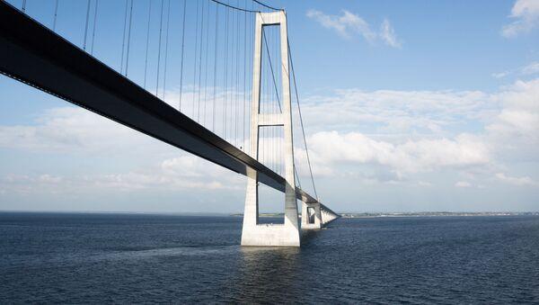 Most nad Sundem - Sputnik Polska