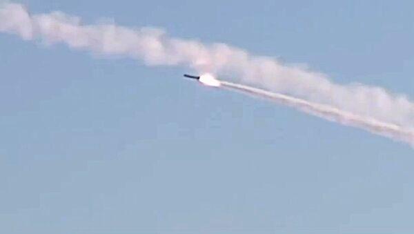 Raketa Kalibr - Sputnik Polska