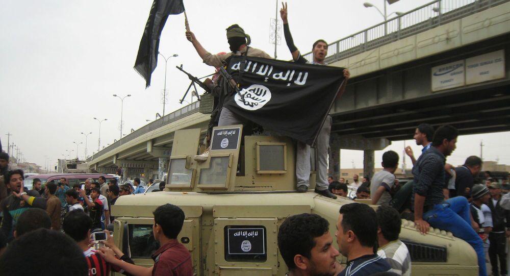 Bojownicy Daesh w Iraku