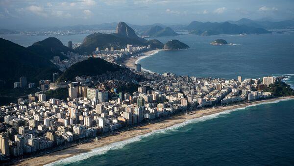 Rio de Janeiro. Brazylia - Sputnik Polska