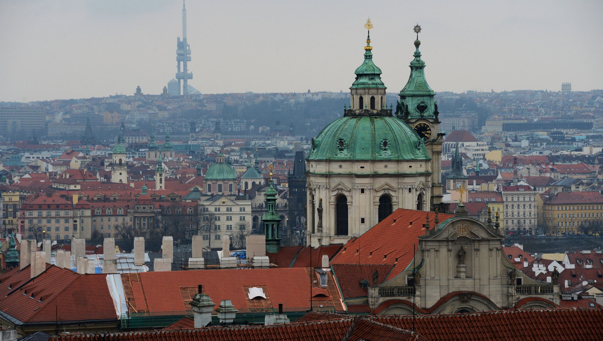 Praga. Czechy - Sputnik Polska, 1920, 18.04.2021