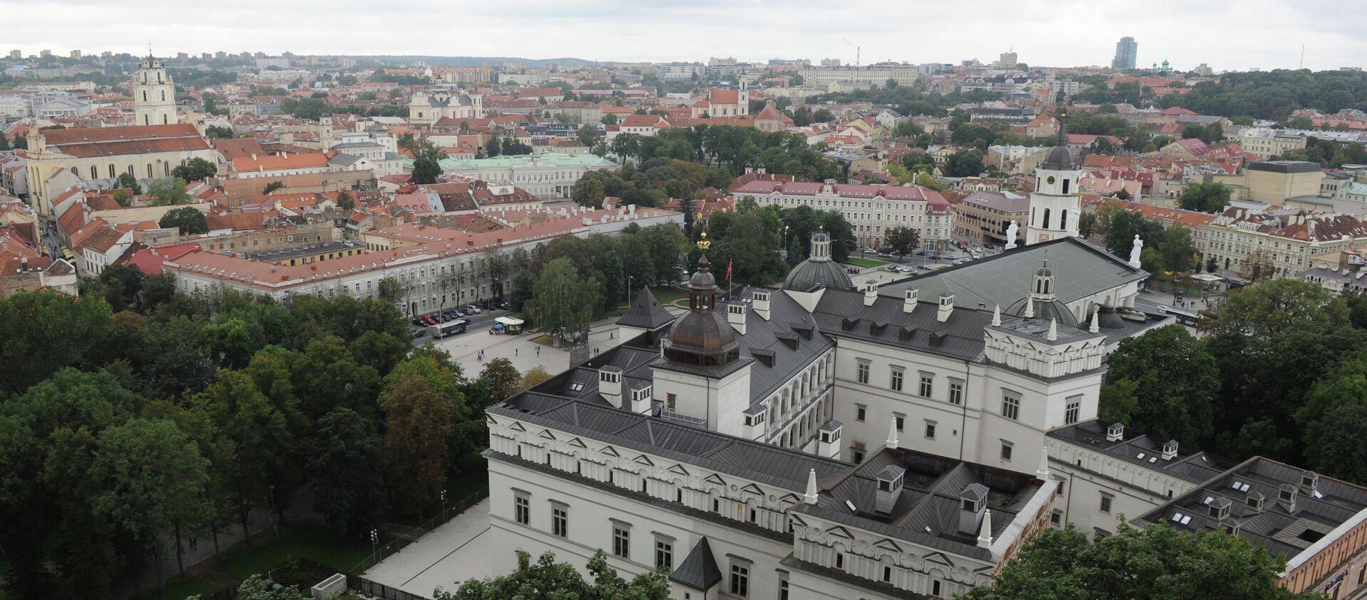 Wilno, stolica Litwy - Sputnik Polska, 1920, 02.05.2021