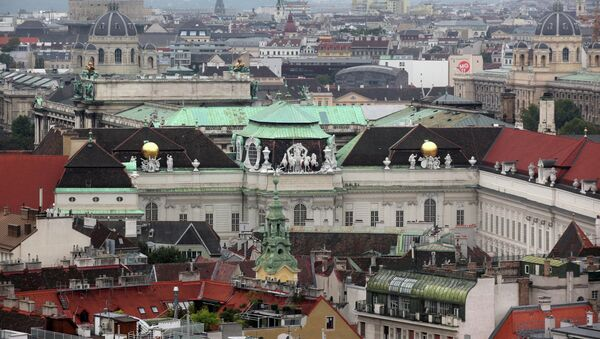 Wiedeń, stolica Austrii - Sputnik Polska