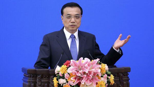 Premier Chin Li Keqiang - Sputnik Polska