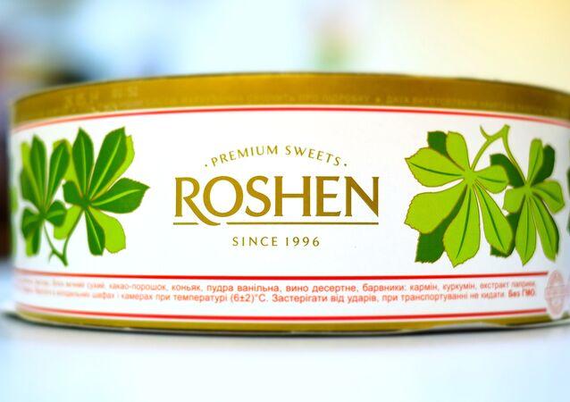 Ciasto Kijów, Roshen