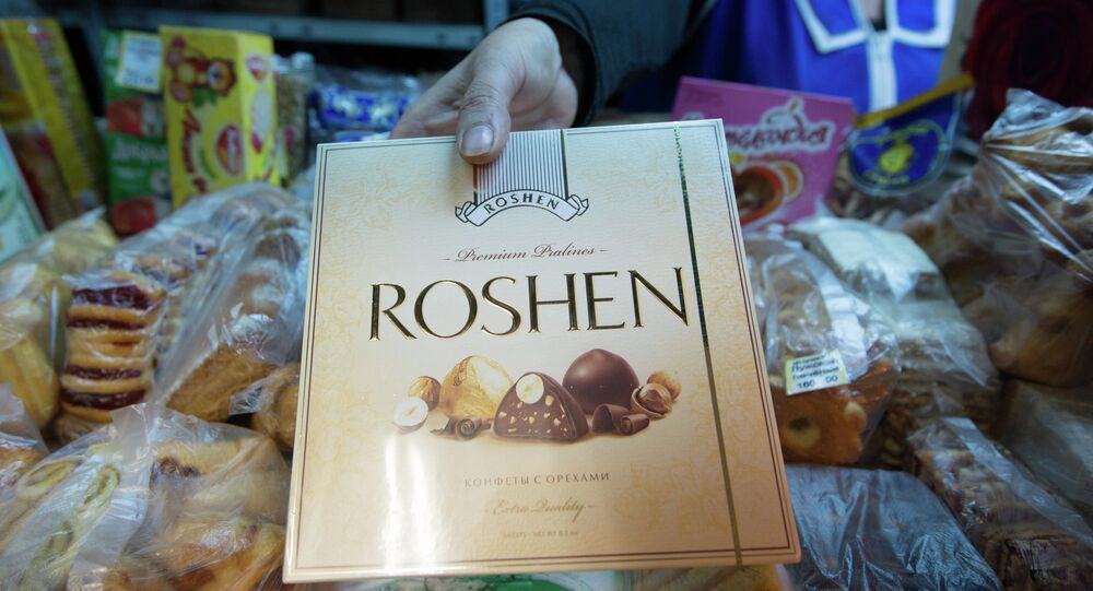 Czokolada Roschen
