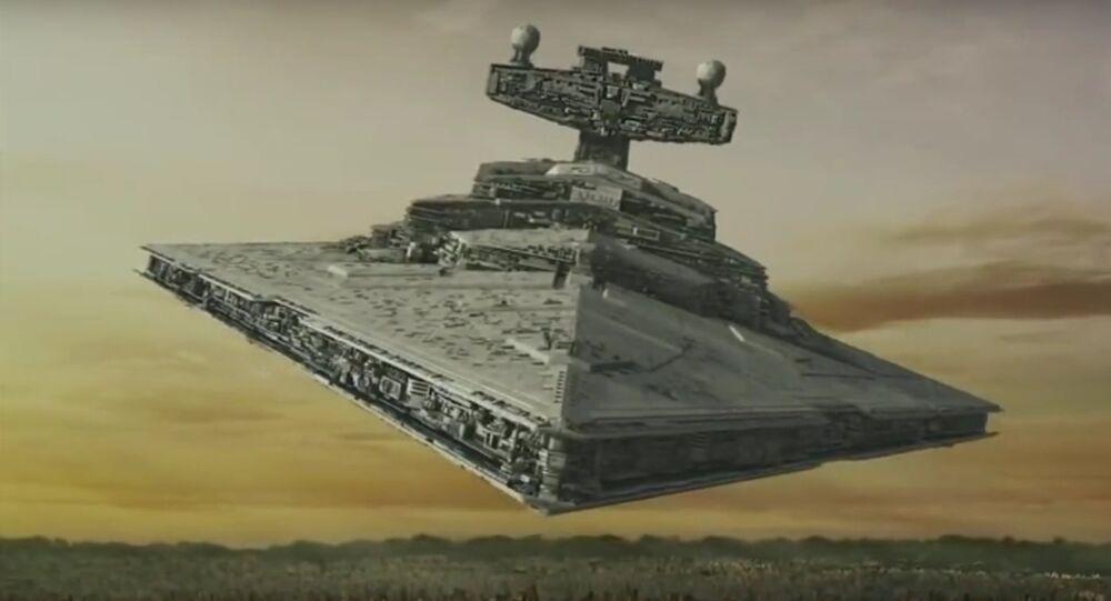 Statek kosmiczny Star Wars