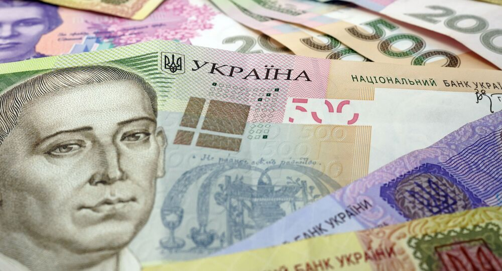 Ukraińskie hrywny