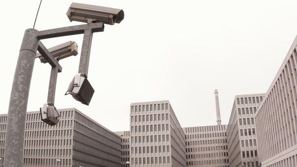 Siedziba BND w Berlinie - Sputnik Polska