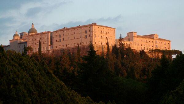 Opactwo na Monte Cassino - Sputnik Polska