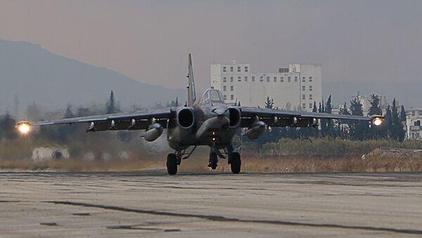Baza w Latakii - Sputnik Polska