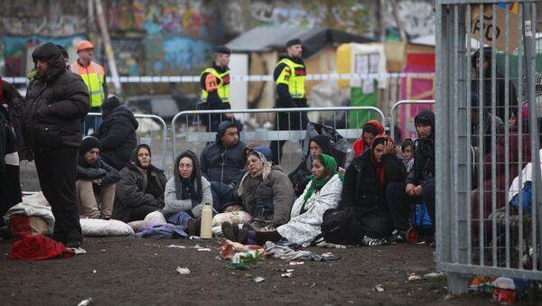 Migranci w Szwecji - Sputnik Polska