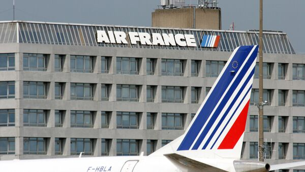 Air France passenger airliners - Sputnik Polska