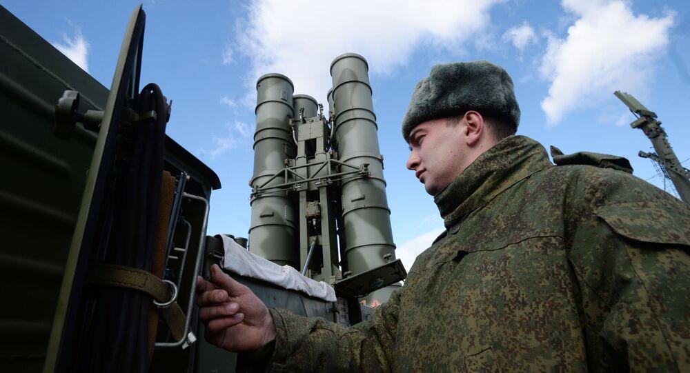 System rakietowy S-400 Triumf