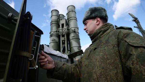 System rakietowy S-400 Triumf - Sputnik Polska