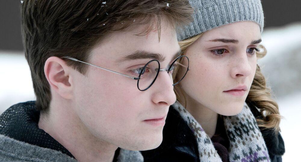 Kadr z filmu Harry Potter i Książę Półkrwi