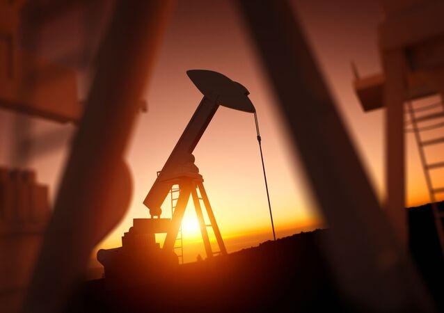 Wydobycie ropy naftowej