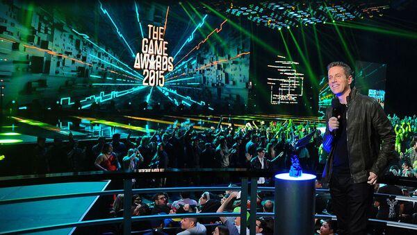 Ceremonia The Game Awards-2015 - Sputnik Polska