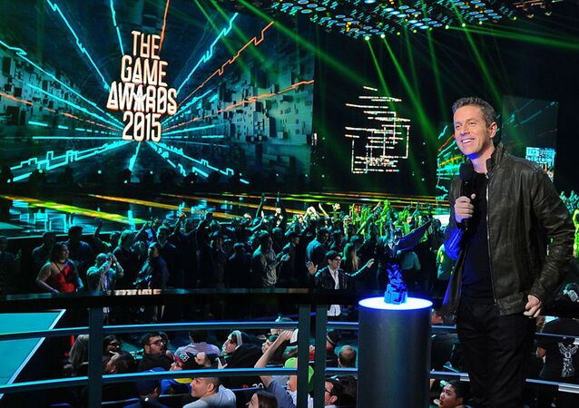 Ceremonia The Game Awards-2015