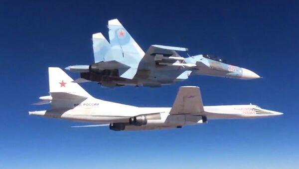 Operacja Sił Powietrznych Rosji w Syrii - Sputnik Polska