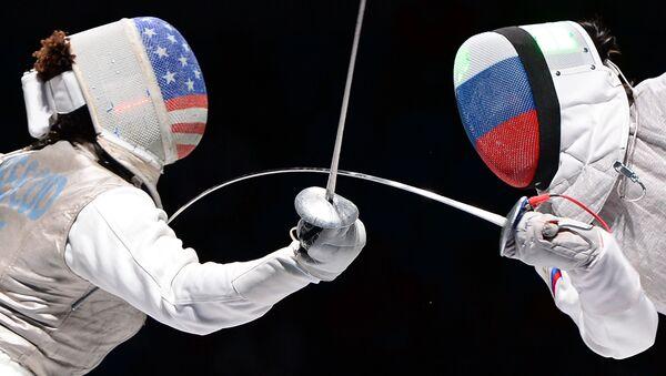 """Dlaczego amerykańscy politycy  robią z Rosji """"zaciekłego wroga""""? - Sputnik Polska"""