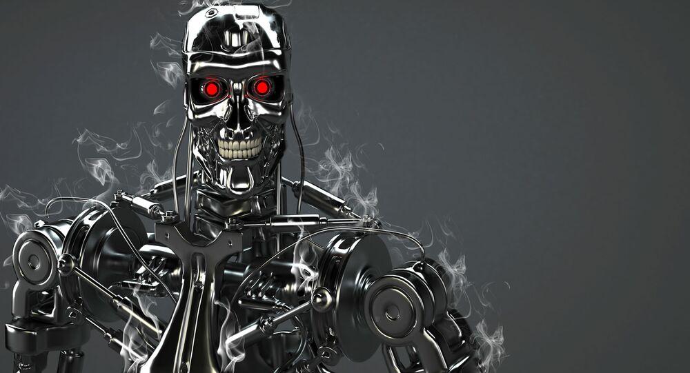 Robot-terminator