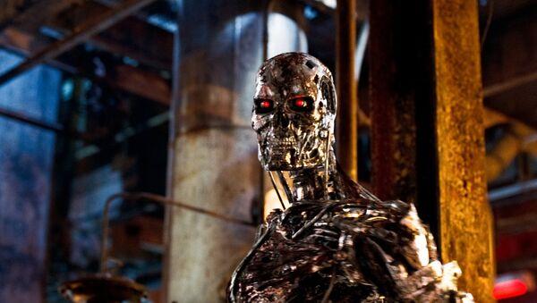 Kadr z filmu Terminator - Sputnik Polska