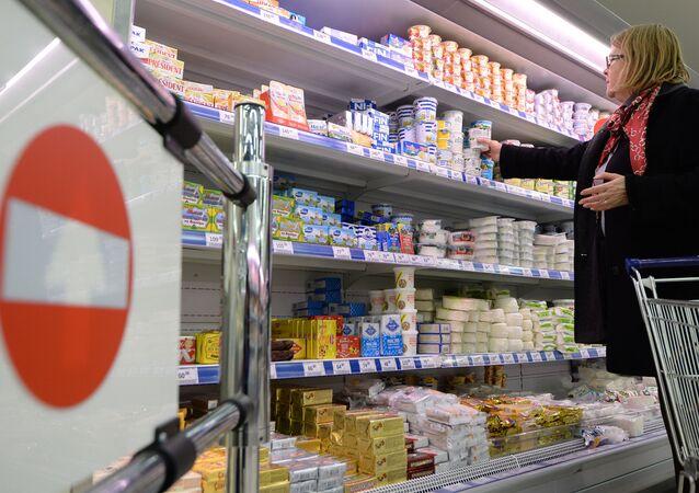 Ukraina wprowadza sankcje wobec Rosji
