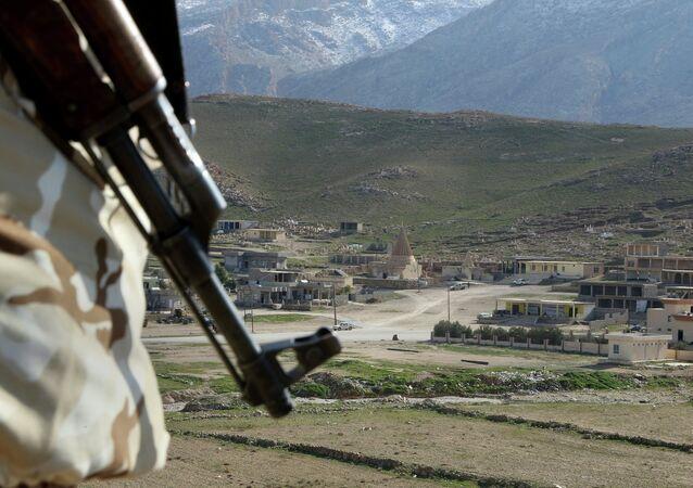 Konflikt w Iraku