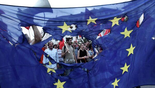 Europa stacza się w otchłań - Sputnik Polska
