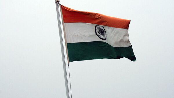 Flaga Indii - Sputnik Polska