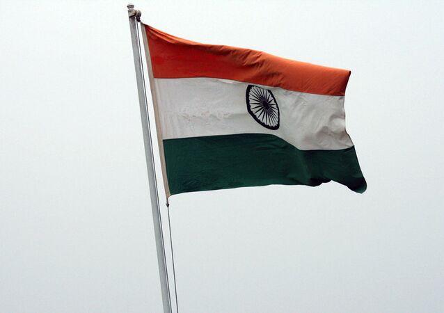 Flaga Indii