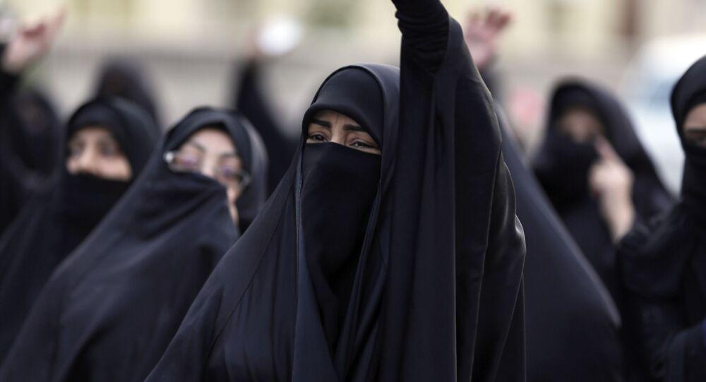 Masowe protesty w Bahrajnie