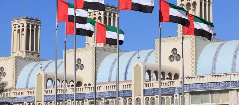 Flagi ZEA